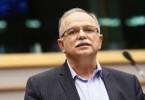 Δημ. Παπαδημούλης: «Ο ευρωπαϊκός προϋπολογισμός από το 1,18% του ακαθάριστου εθνικού εισοδήματος κατά το 1993-1999, σήμερα κυμαίνεται στο 0,98%».