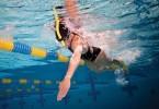 Εξοπλισμός για προπόνηση και βελτίωση τεχνικής της κολύμβησης : Snorkel  (αναπνευστήρας)