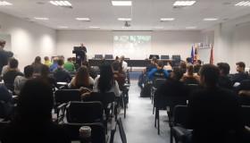 Κυριακή 24 Φεβρουαρίου 2019 – Ημερίδα Γονέων & Κηδεμόνων : «Περιβάλλον Ανάπτυξης Νέων Αθλητών & Νεαρών Αθλητριών»