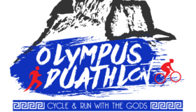 """1st Olympus Duathlon"" Cycle & run with the Gods!"