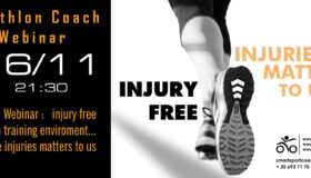 injury free triathlon environment